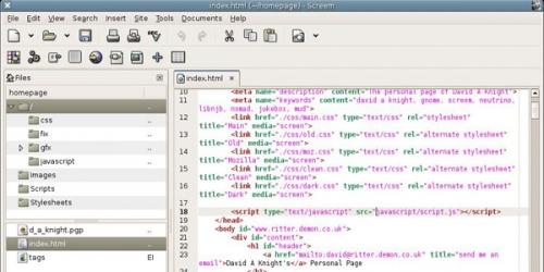 Лучшие бесплатные HTML-редакторы для ОС Linux