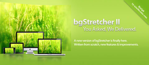 bgStretcher: адаптивные слайд-шоу с фоновыми изображениями на jQuery