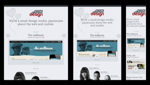 Тенденции в веб дизайне 2017