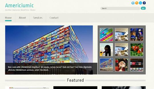 бесплатные шаблоны сайтов anvision:
