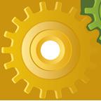 Анимированные шестеренки посредством CSS3