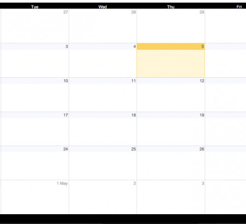 Интегрируем Google-календарь в собственный веб-сайт