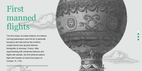 Параллакс-скроллинг и его применение в веб-дизайне
