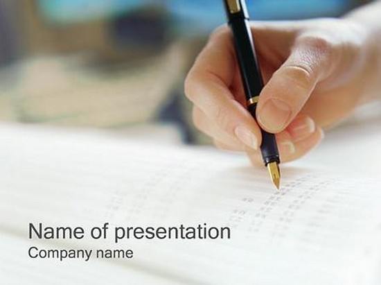 Accounting powerpoint templates free