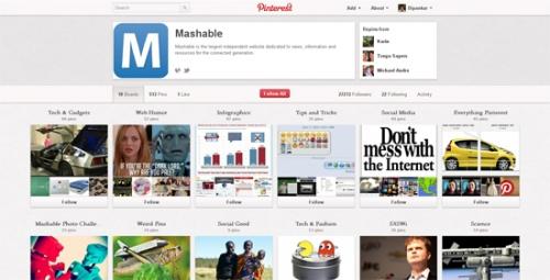 20 Топовых брендов, за которыми стоит следить на Pinterest