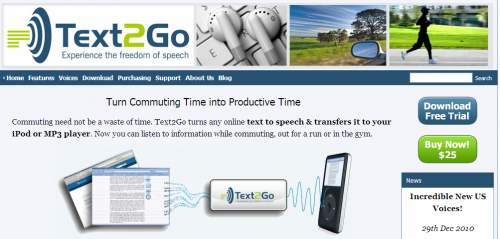 19 web services to convert text to voice