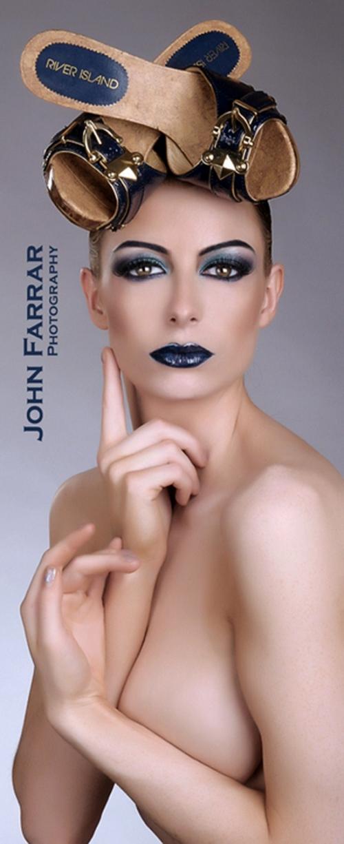 Инновационный подход к фотографии высокой моды от John Farrar