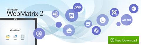 WebMatrix 2: инструменты веб-разработки от Microsoft становятся лучше