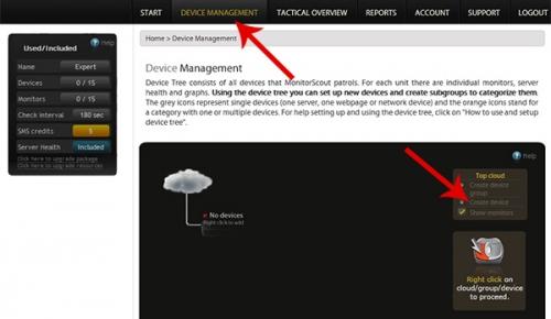 Как настроить бесплатный мониторинг сайта с помощью Monitor Scout?