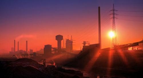 Индустриальное фото