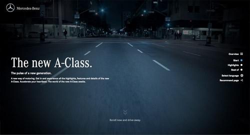25 интерактивных HTML-веб-сайтов, но похожих на Flash-ресурсы