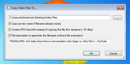 Сохраняем видео-файлы, воспроизведенные в браузере