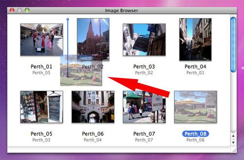 Пакетное переименование нескольких файлов с помощью NameChanger (Только для MAC)