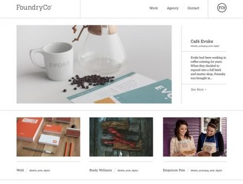 Примеры минималистичного дизайна сайтов