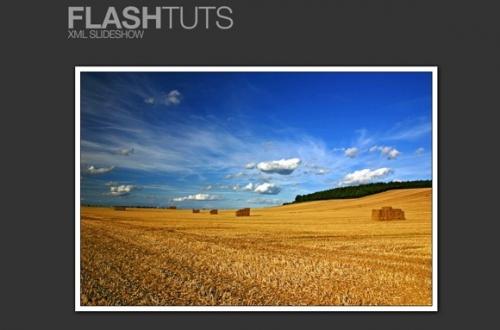 11 полезных обучающих статей по созданию слайд-шоу на Flash