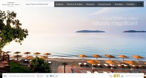 Стили и направления веб-дизайна – Оригинальный фон