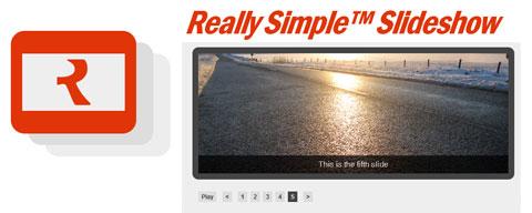 Really Simple Slideshow: гибкий плагин слайдера