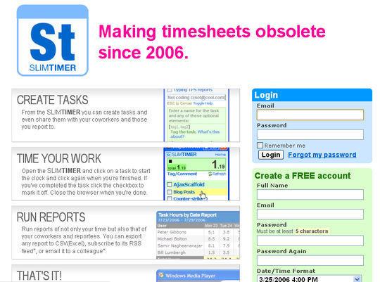 8 бесплатных приложений для распоряжения собственным временем для фрилансеров