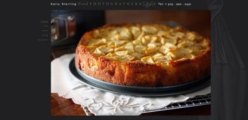 25 примеров веб-сайтов с фотографиями великолепных блюд
