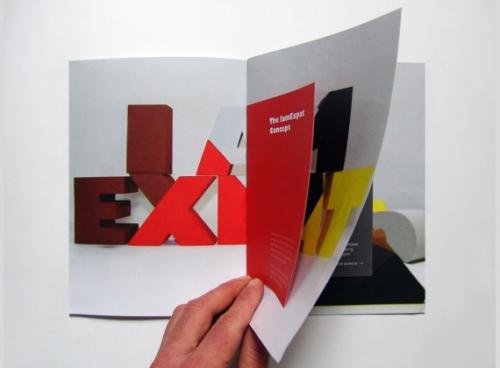 Подборка креативных и эффектных дизайнов буклетов и брошюр для вашего вдохновения