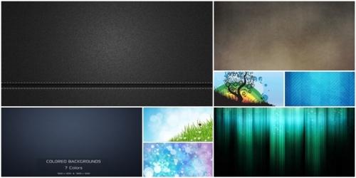Более 50 клёвых фонов и текстур для ваших дизайнов