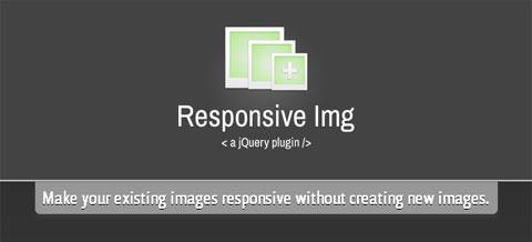 Автоматическое преобразование изображений в адаптивные при помощи Responsive Img (jQuery + PHP)