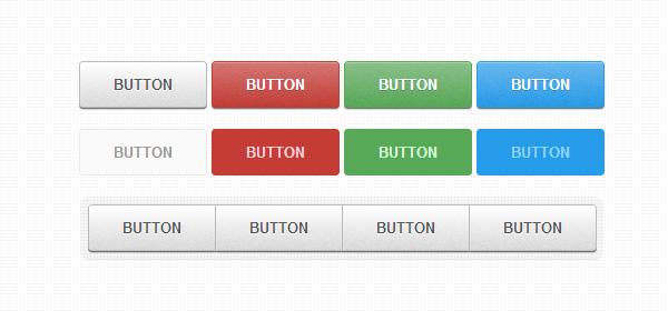 Как сделать активную кнопку css
