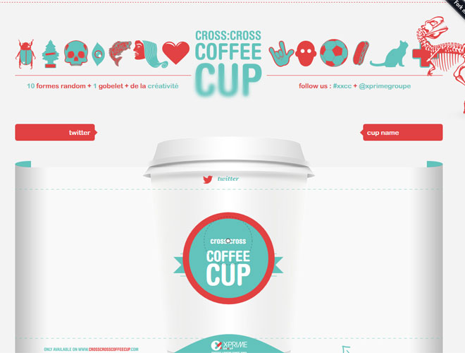 Дизайн сайта креативный