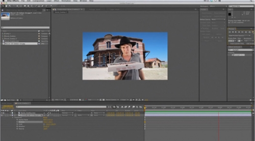 Зелёный экран: создаём видео-эффекты самостоятельно