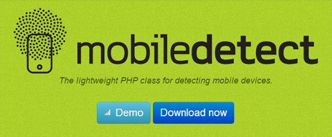 Mobile_Detect: php-����� ��� ����������� ��������� ���������