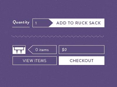 Покажите нам вашу «корзину»: Образцы дизайна «корзин» и PSD-файлы