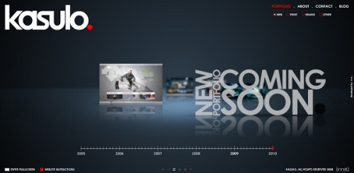 Дизайн Flash-сайтов