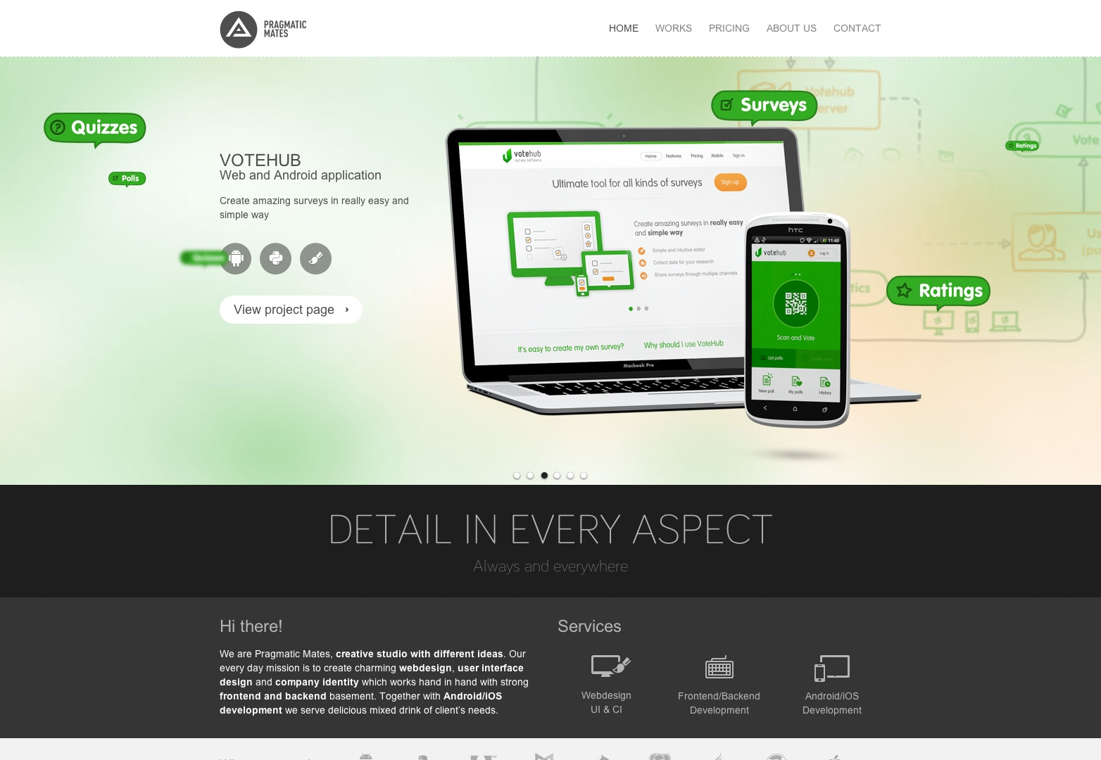 Дизайн сайтов с использованием бутстрап