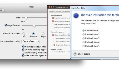 Оформление чекбоксов и радио-кнопок при помощи CSS3