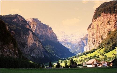 Фотографии гор