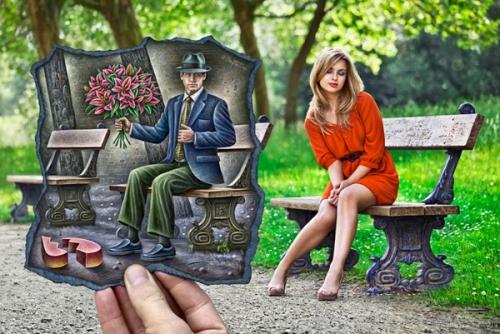 Креативное фото