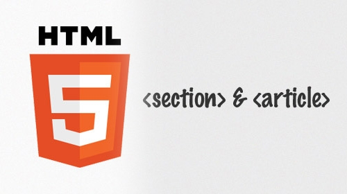���������� � HTML5: �������� �article� � �section�