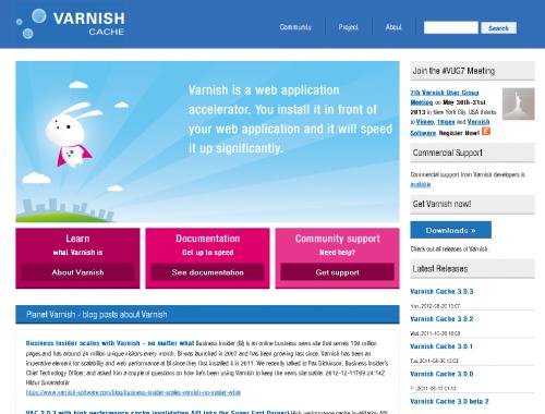 Varnish: бесплатный кэш-сервер, повышающий производительность вашего веб-сайта