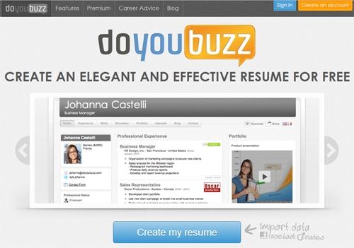 10 бесплатных онлайн-сервисов составления резюме на профессиональном уровне