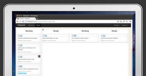 Huboard: управление проектами для репозиториев в GitHub