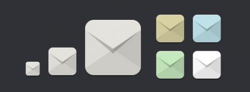 Плоские иконки