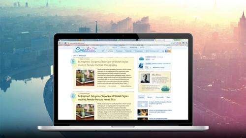 CreativeMag: бесплатный WordPress-шаблон в стиле журнала