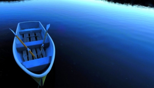 Обои с лодками