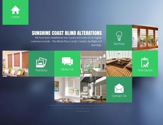 Примеры сайтов плоский дизайн