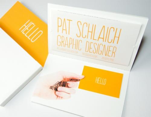 Дизайн резюме
