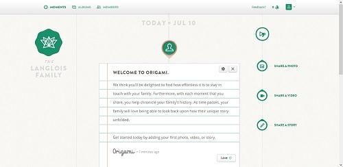 Origami: отличный семейный сервис для обмена файлами