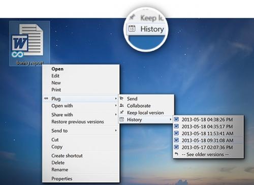 Plug: группируем и защищаем файлы со всех ваших устройств
