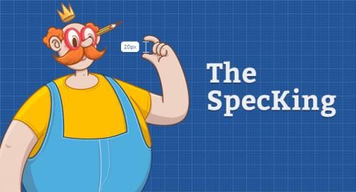 SpecKing - Панель для спецификации и аннотации графического дизайна
