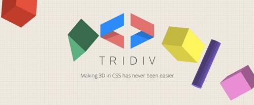 Создаем трехмерную модель на чистом коде CSS при помощи Tridiv
