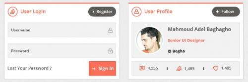Бесплатная раздача: Комплект уплощённых UI-элементов «Flatty» - невероятно богатый выбор